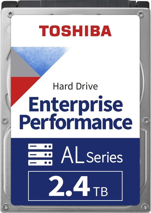Toshiba Enterprise AL15SEB 2.4TB, 512e, SAS 12Gb/s (AL15SEB24EQ)