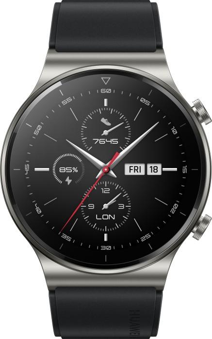 Bild Huawei Watch GT 2 Pro Sport night black (55025791)