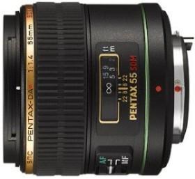 Pentax smc DA 55mm 1.4 SDM black (21790)