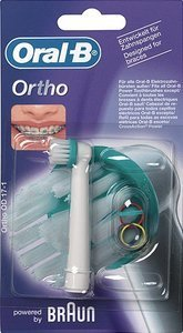 Braun Oral-B brush head Ortho (OD17-1)