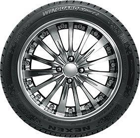 2x Winterreifen Nexen Winguard Sport 2 WU7 245//50R18 104V XL