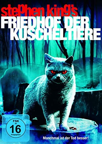 Friedhof der Kuscheltiere -- via Amazon Partnerprogramm