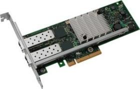Intel 10 Gigabit AF DA, 2x SFP+, PCIe 2.0 x8 (E10G42AFDA)