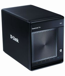 D-Link ShareCenter Pro 1100, 2x Gb LAN (DNS-1100-04)