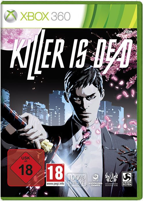 Killer is Dead (German) (Xbox 360)