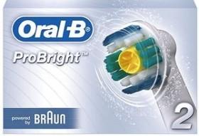 Oral-B Aufsteckbürsten ProBright, 2er-Pack (747277/EB18-2)