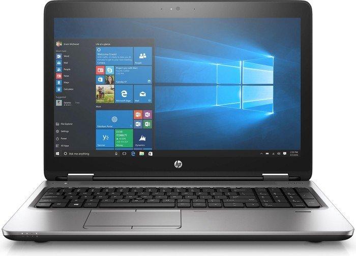HP ProBook 650 G3, Core i5-7200U, 4GB RAM, 500GB HDD (Z2W44EA#ABD/Z2W44ET#ABD)