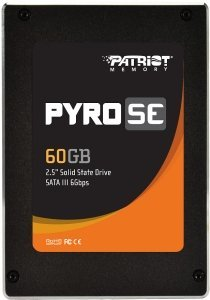 Patriot Pyro SE 60GB, SATA (PPSE60GS25SSDR)