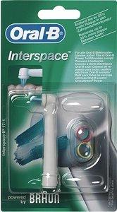 Braun Oral-B Aufsteckbürste Interspace 1er-Pack (IP17-1)