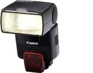 Canon Speedlite 550EX flash (2261A004)
