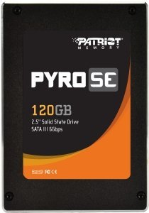 Patriot Pyro SE 120GB, SATA (PPSE120GS25SSDR)