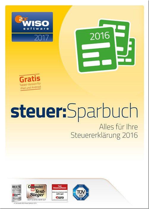 Buhl Data WISO Steuer-Sparbuch 2017 (German) (PC)