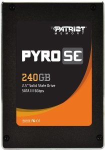Patriot Pyro SE 240GB, SATA (PPSE240GS25SSDR)