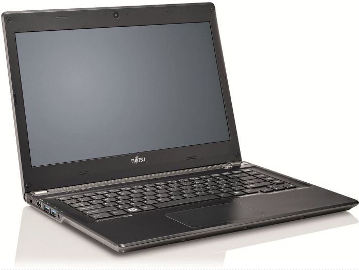 Fujitsu Lifebook UH572, Core i5-3317U, 4GB RAM, 128GB SSD, Windows 7 Home Premium, silber, UK (UH572M25A2GB)