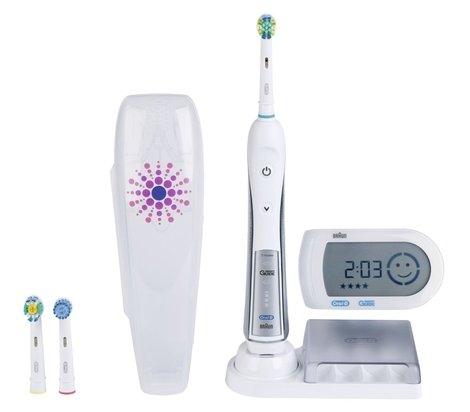 Braun Oral-B Triumph 5000 with Smart Guide Limited Edition (057444)