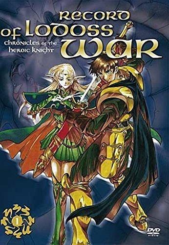 Record of Lodoss War - Chronicles Of The Heroic Knights Vol. 1 -- via Amazon Partnerprogramm