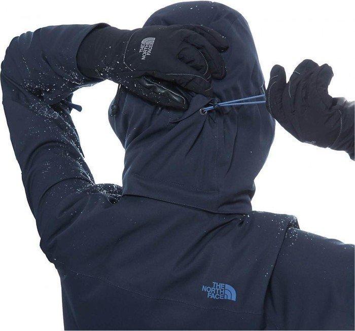 Skijacke damen dunkelblau
