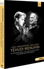Yehudi Menuhin - The Violin of the Century: Filmporträt (DVD)