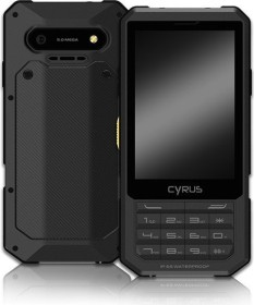 Cyrus CM17 schwarz
