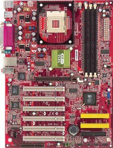 MSI MS-6585 648 Max-L HT-Ready, SiS648B0