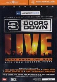 3 Doors Down - Away From The Sun (DVD)