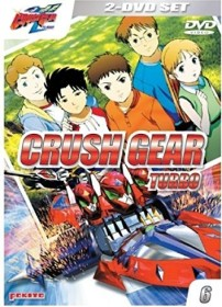 Crush Gear Turbo Vol. 6