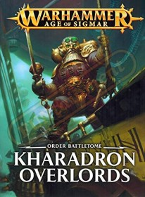 Games Workshop Warhammer Age of Sigmar - Battletome: Kharadron Overlords (DE) (04030205012)
