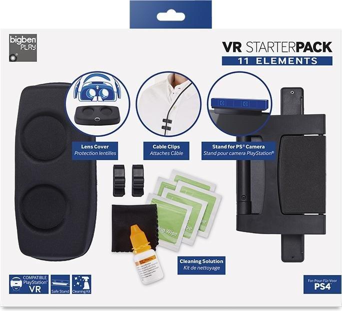 BigBen Starter pack for Playstation VR (PS4)