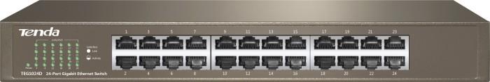 Tenda TEG1000 Desktop Gigabit Switch, 24x RJ-45 (TEG1024D)