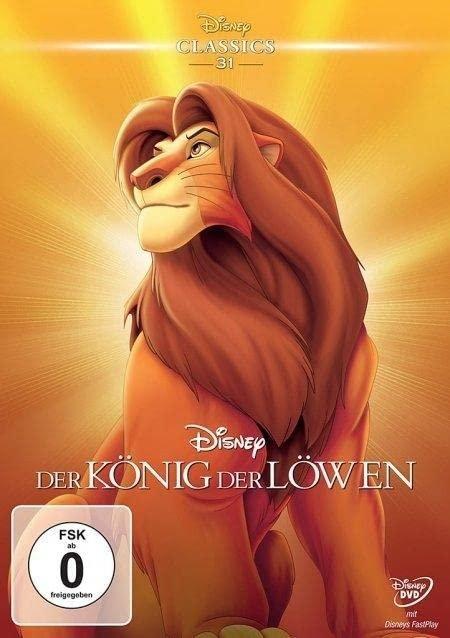 Der König der Löwen -- via Amazon Partnerprogramm