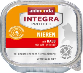 animonda Integra Protect Nieren mit Kalb 3.2kg (32x100g)