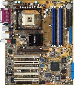 ASUS P4C800-E Deluxe, i875P [dual PC-3200 DDR] (90-M8LB85-G0EAY0)