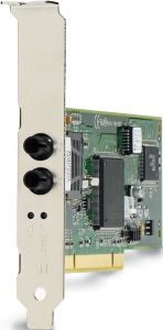 Allied Telesis AT-2701FX/ST, 1x 100Base-FX, PCI, low profile