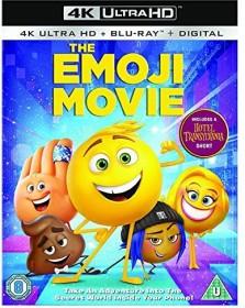 The Emoji Movie (4K Ultra HD) (UK)