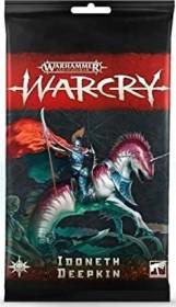 Games Workshop Warhammer Age of Sigmar Warcry - Karten der Idoneth Deepkin (99220219002)