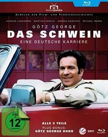 Das Schwein - Eine deutsche Karriere (DVD)
