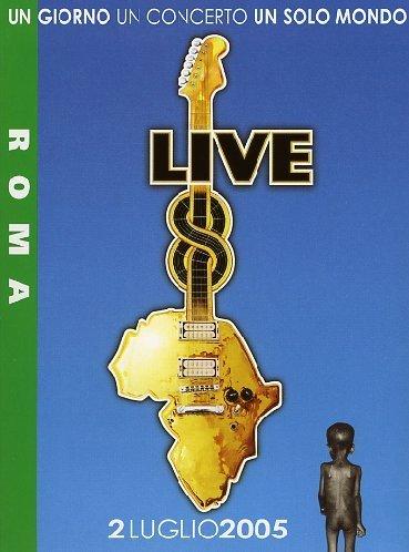 Live 8 Roma -- via Amazon Partnerprogramm