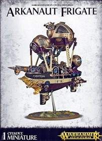 Games Workshop Warhammer Age of Sigmar - Kharadron Overlords - Arkanaut Frigate (99120205018)