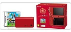 Nintendo DSi XL New Super Mario Bros. Special Edition Bundle rot