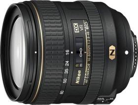 Nikon AF-S DX 16-80mm 2.8-4.0E ED VR schwarz (JAA825DA)