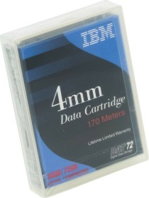 IBM DAT 72, 72GB/36GB, 170m (18P7912)
