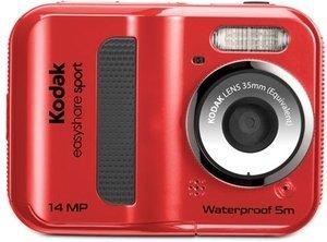 Kodak EasyShare C135 red (1031137)