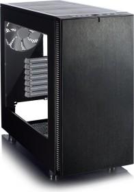 Fractal Design Define S, Acrylfenster, schallgedämmt (FD-CA-DEF-S-BK-W)