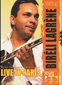 Bireli Lagrene - Live in Paris (DVD)
