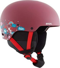 Anon Rime 3 Helm doodle red (Junior)