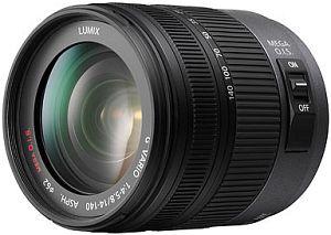 Panasonic Lumix G vario HD 14-140mm 4.0-5.8 OIS black (H-VS014140E)