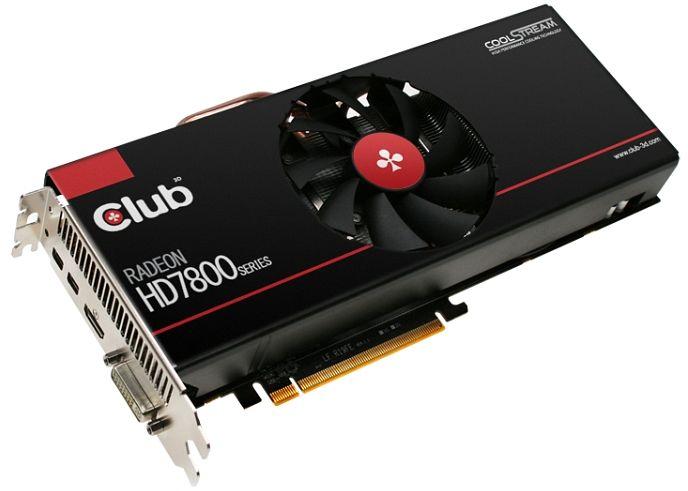 Club 3D Radeon HD 7870 XT jokerCard, 2GB GDDR5, DVI, HDMI, 2x mDP (CGAX-7876XT)