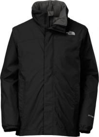 The North Face Boys Resolve reflective Jacket black (Junior)