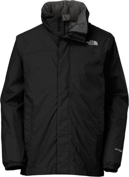 6b92830850 The North Face Boys Resolve reflective Jacket black (Junior ...