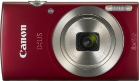 Canon Digital Ixus 185 rot Essential Kit (1809C010)